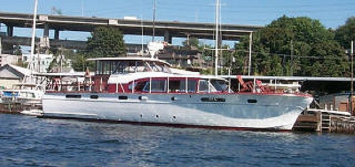 1958 Chris Craft Constellation 55 Footer Classic