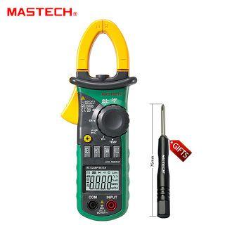 MASTECH MS2008B Digital Multimeter Amper Clamp Meter Current Clamp Pincers AC Current AC/DC Voltage Capacitor Resistance Tester (32617935922)  SEE MORE  #SuperDeals