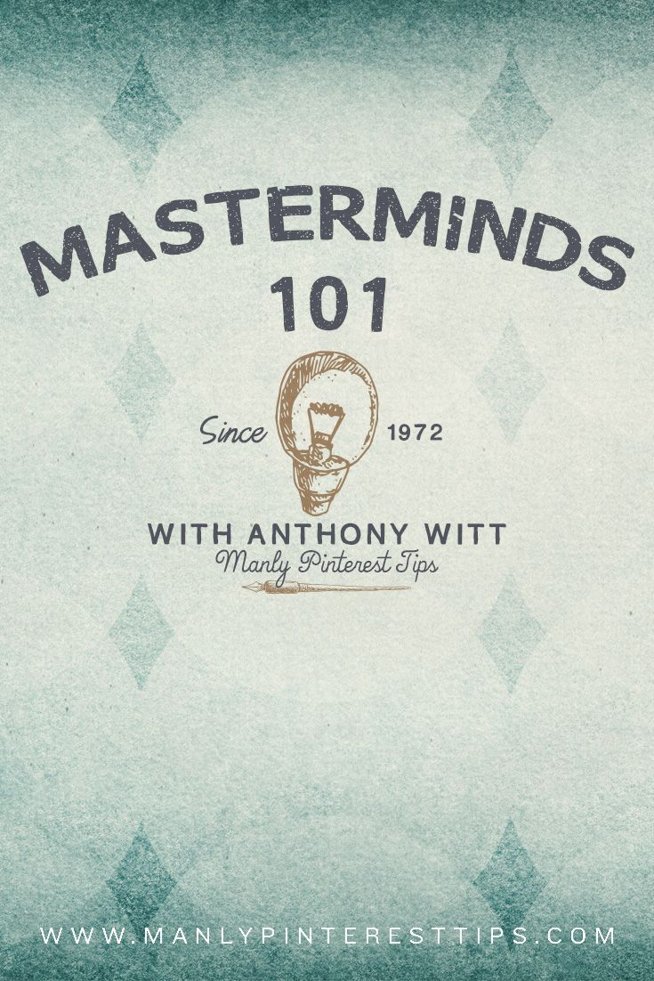 33 best Mastermind Group Essentials images on Pinterest | Essentials ...