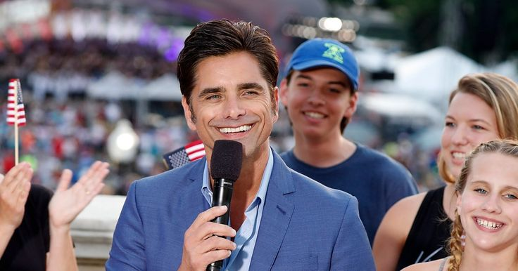 John Stamos Donates Custom Drum Kit from His 4th of July Performance with the Beach Boys to Serviceman's Family
