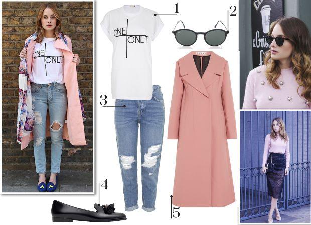 Wij worden wel heel #blij van de #outfitjes van #Rosie #Fortescue. Dus je snapt dat wij haar in een #shopping wilden.