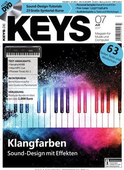 Klangfarben #SoundDesign mit Effekten ❤🎶💛🎵💙  Jetzt in keysmagazin:  #Musikproduktion #Musik #selfmade