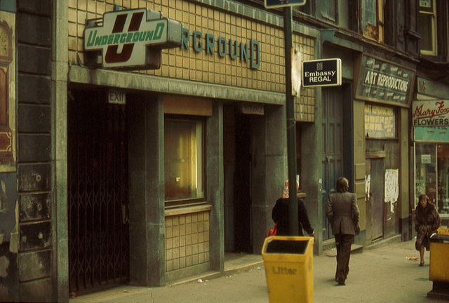 Glasgow subway, Buchanan St. station | Flickr - Photo Sharing!