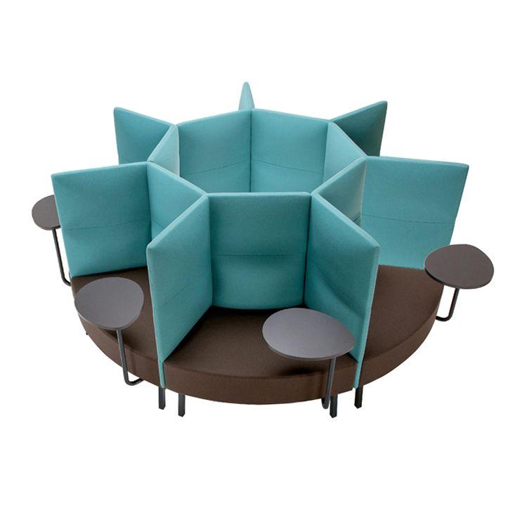 Akustik Lounge Elemente Cumulus   Sitzecke, Kleines sofa ...