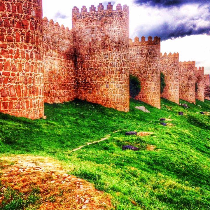 Ávila in Ávila, Castilla y León