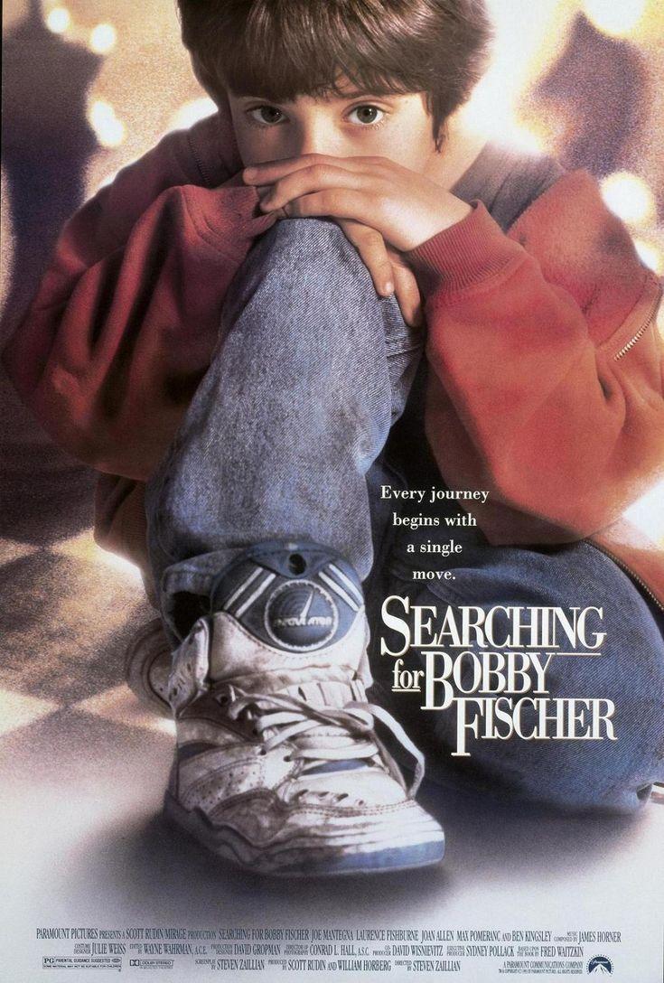 Searching for Bobby Fischer (1993) Joe Mantegna, Ben Kingsley, Max Pomeranc, Joan Allen