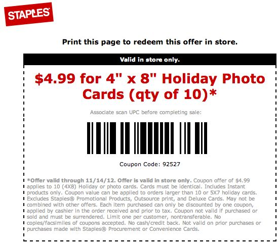 Staples discount coupons 2019