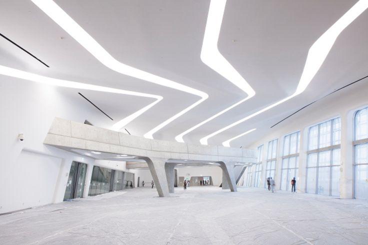 dongdaemun design park & plaza (DDP) by zaha hadid opens in seoul, south korea