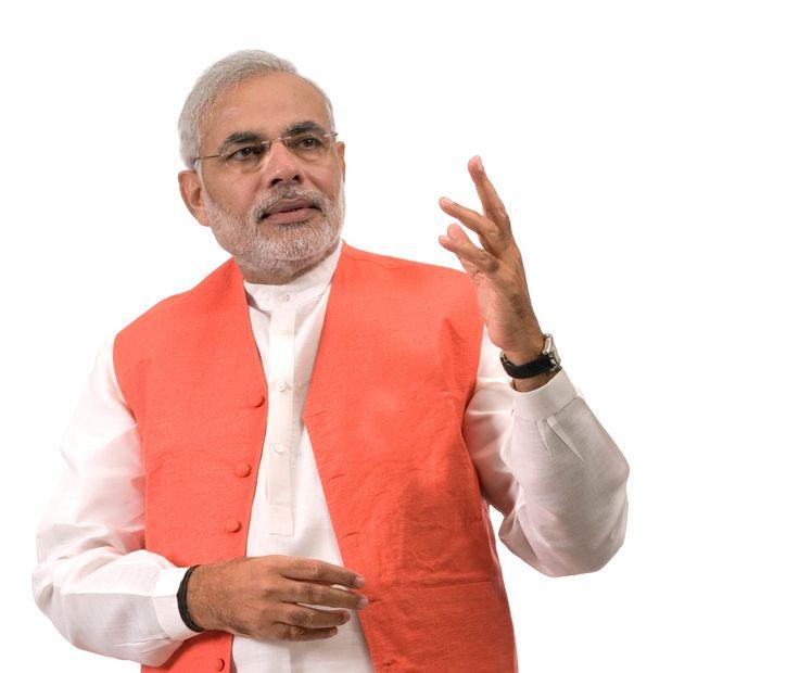 Primer Ministro indio- Narendra Modi