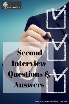 Second Interview Questions http://www.everydayinterviewtips.com/questions-and-answers/second-interview/