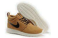 Kengät Nike Roshe Run Miehet ID High 0009