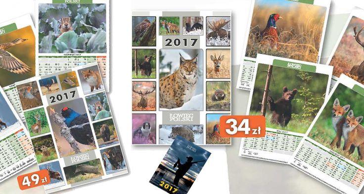 Kalendarze już są!