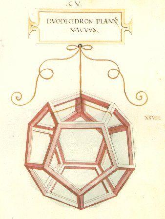 Leonardo da Vinci's Dodecahedron