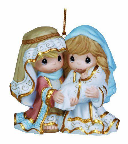 Precious Moments Nativity Ornament Precious Moments http://www.amazon.com.mx/dp/B00CB7DJIK/ref=cm_sw_r_pi_dp_4Rj2vb1BN9FT0