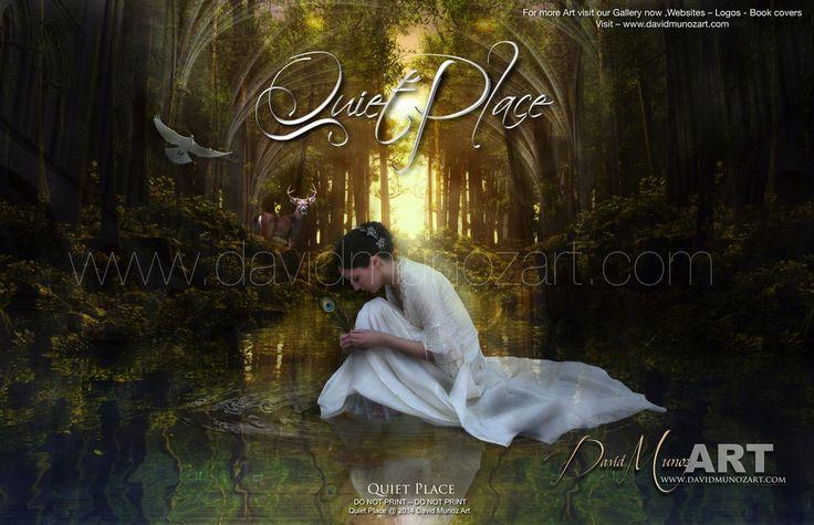 Quiet Place Prophetic Art Christian Pictures Art
