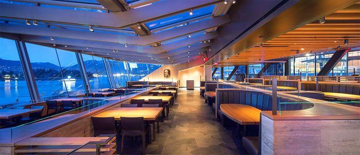 Coal Harbour Restaurants | Cactus Club Cafe Vancouver