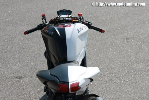 Motorbike Ducati Streetfighter double face by Evo-x Racing
