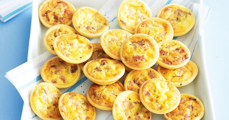 These eggcellent ham and leek quiches will tart up your meal, plus they're everything they're cracked up to be!