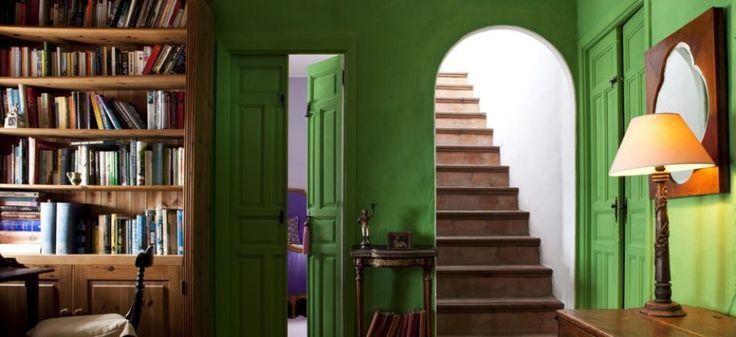Casa Doña Angela in Frigiliana. www.casamycasa.com