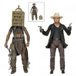 The Lone Ranger 7-Inch Series 2 Action Figure Set - $25 from Entertainment Earth