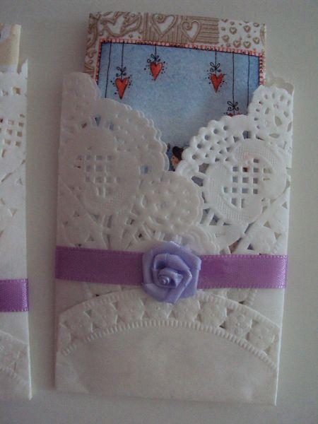 Gastgeschenke - Give Away Freudentränen Taschentücher Hochzeit - ein Designerstück von pasternak-schmuck bei DaWanda