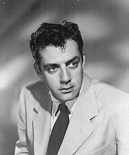 Raymond Burr, before Perry Mason