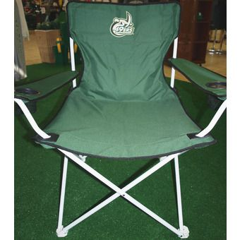 UNC+Charlotte+Deluxe+Lawn+Chair+@+Gray's+College+Bookstore