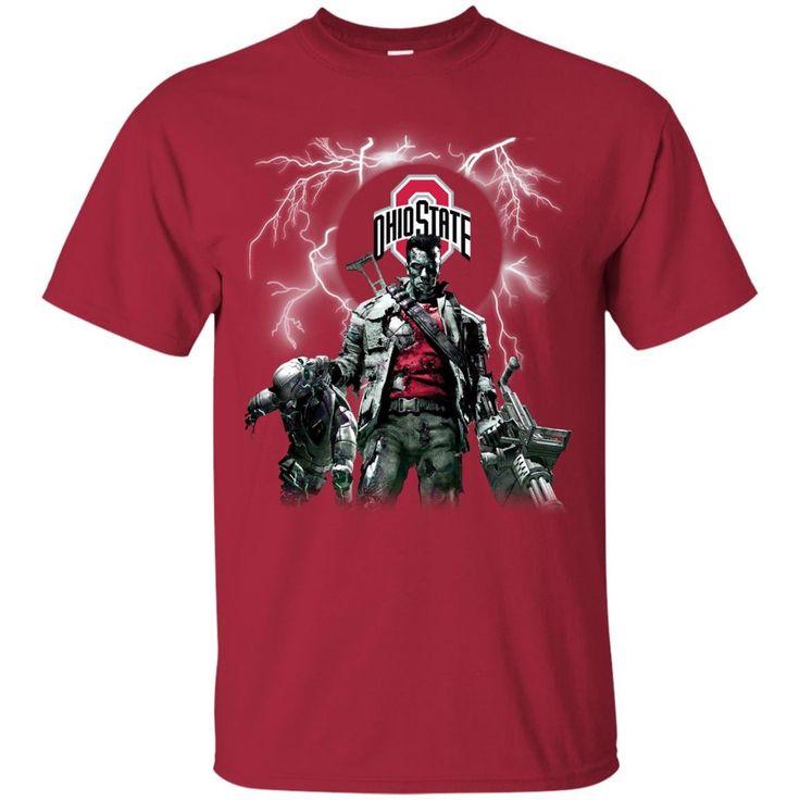 Guns Ohio State Buckeyes T Shirt Best Funny Store Ohio