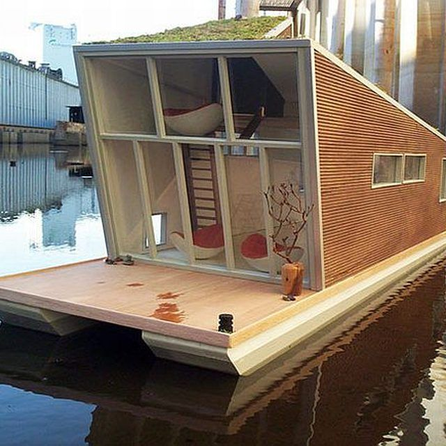 how to build a little boat