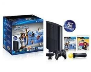 Holiday Gift Guide 2013 Sony PlayStation 3 250GB Sports Champion & EyePet Move Bundle at $290