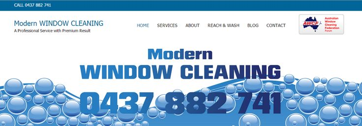 Window cleaning is never a fun job so why not let the experts do it for you? Peter and the team at Modern WINDOW CLEANING are your window cleaning experts, they have the knowhow, skills and equipment to do a fast and efficient job for you everytime. Modern WINDOW CLEANING can even clean high windows from the ground.  Ring Peter on 0437 882 741 to book your appointment today.