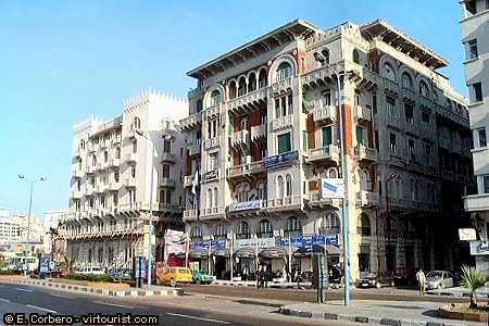 Alexandria Hotels Cecil Hotel Egypt Africa Pinterest And