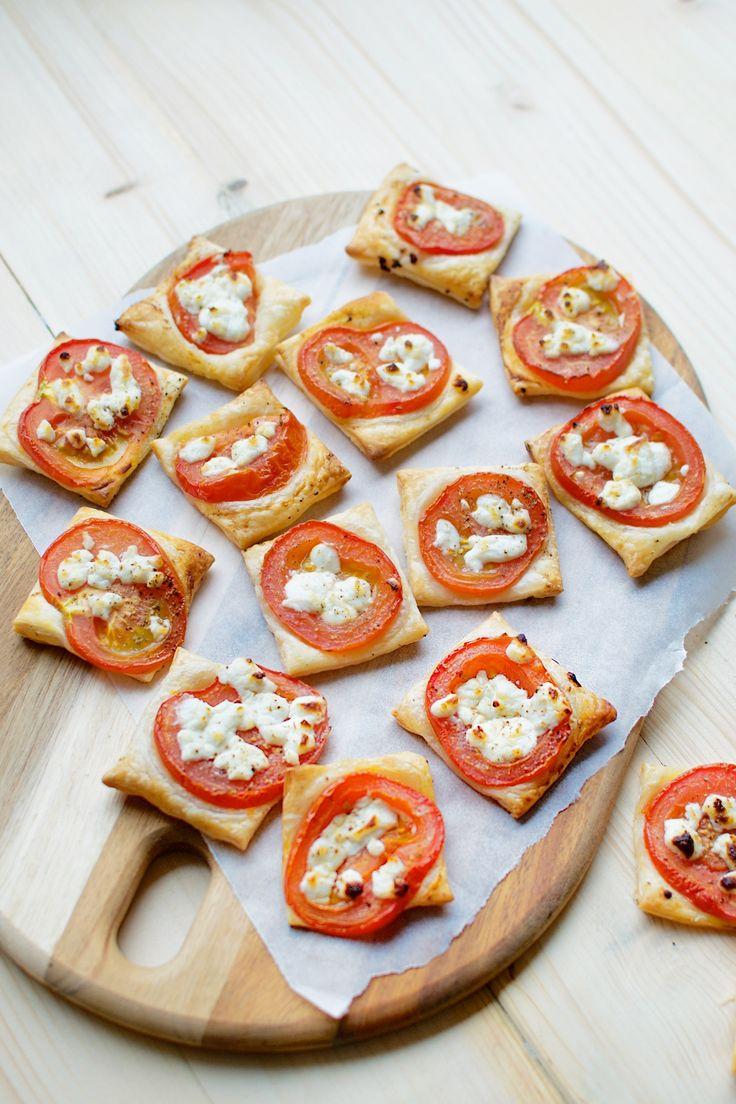 Makkelijk hapje: tomaat geitenkaas bites   A CUP OF LIFE   Bloglovin