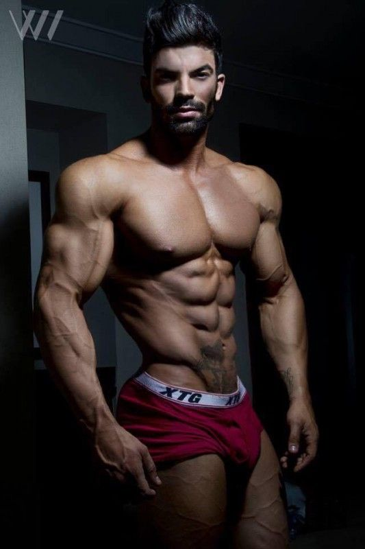 You Can Get A Muscular Physique With Ripped Muscles By