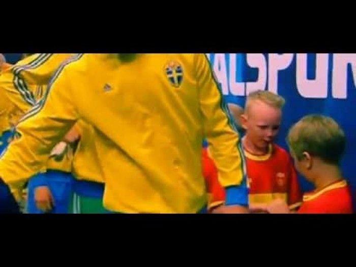 Two kids priceless reaction to see Zlatan Ibrahimovic | Reaction de deux gamin qui rencontrent Zlatan Ibrahimovic