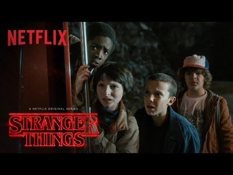 A love letter to the supernatural classics of the 80's, Stranger Things is the story of a young boy who vanishes into thin air. As friends, family and local ...