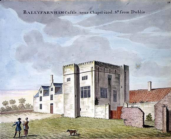 Ballyfermot Castle 1760