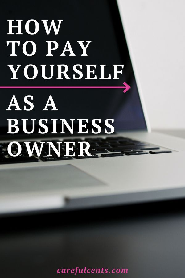 How Much to Pay Yourself as a Small Business Owner (the Exact Formula