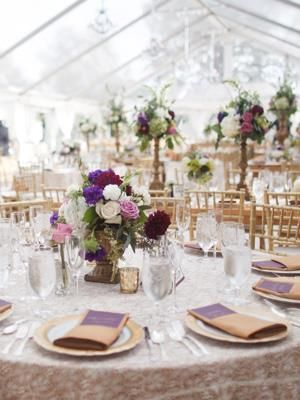 lilac wedding decorations top 10 wedding trends color combinations berry and 5540