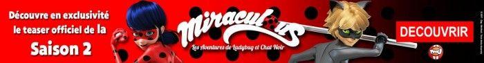 Miraculous Les Aventures De Ladybug Et Chat noir Saison 2 dès le 26 octobre sur Tfou : Exclu les premières images !