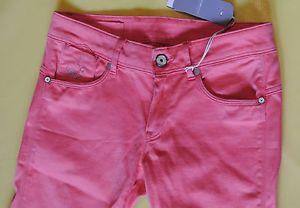 49$ NWT-G-Star-RAW-SuperStretch-039-REFENDER-SKINNY-#G-Star #SuperStretch #REFENDERSKINNY #Women #Pants #CottonPants #Pink #Flamingo COJ-Womens-039-Pants-W27-L32-Flamingo