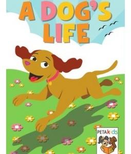 A Dog's Life - PETA Comic