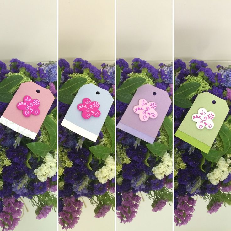Round Robin Creations Gift Tags