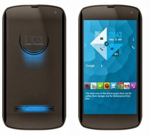 Concept Phone Of The Week : Micromax Canvas 5 With Android 4.4 Kitkat - Mobile Doctors.co