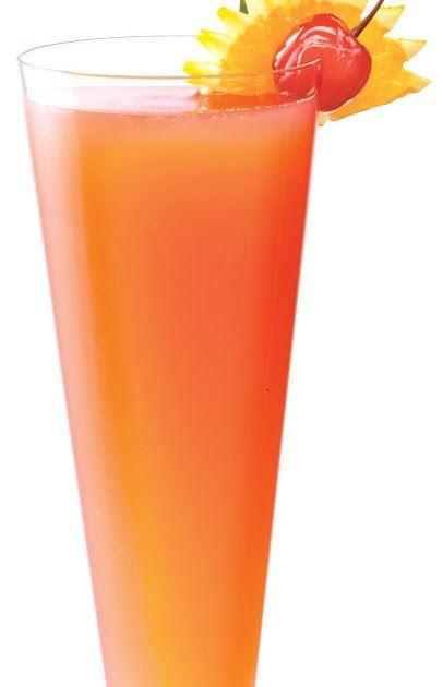 COCKTAILS CLASSIQUES: FLORIDA (Sans alcool)