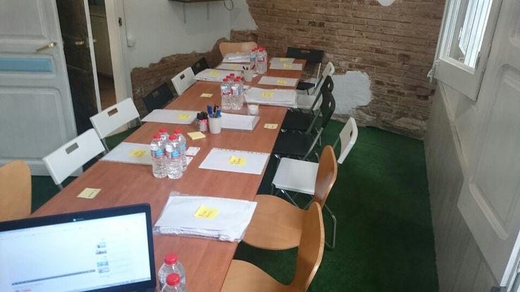 Mesa Redonda #Formacion #MarcaPersonal Equipo de @bspasistencial