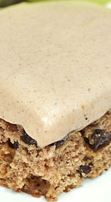 Pennsylvania Dutch Applesauce Cake with Cream Cheese-Apple Butter Frosting