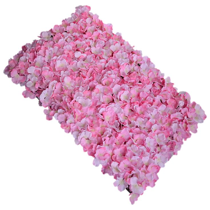 Noble Carpet type Hydrangea DIY wedding Setting wall decoration Road led flower T stage decoration Photo background #Affiliate
