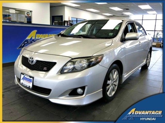 Long Island Cars For Sale: Used Silver 2010 Toyota Corolla stk# U13326T