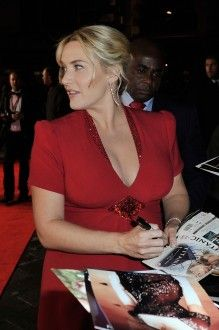 Kate Winslet at Labor Day screening